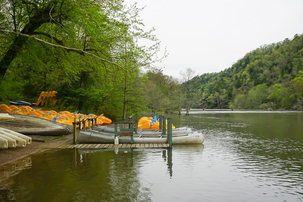 Things to do Beavers Bend State Park