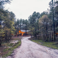 Glamping Beavers Bend State Park, Oklahoma Photo by Outside Suburbia