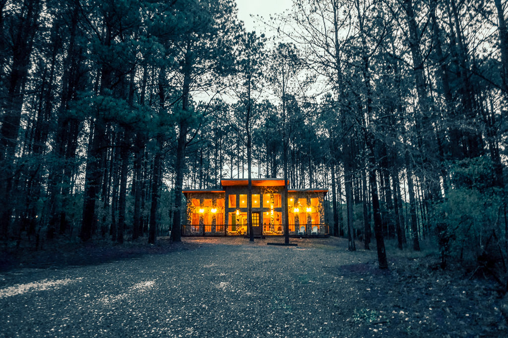 Luxury cabin in Beavers Bend, Oklahoma