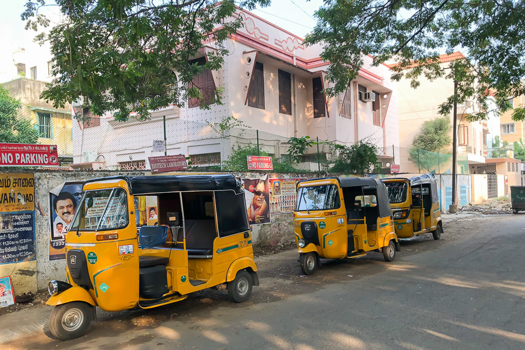 Chennai Transportation - Memorable things to do in Chennai