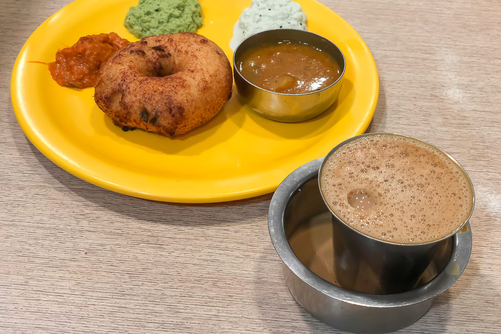 Filter coffee in Chennai