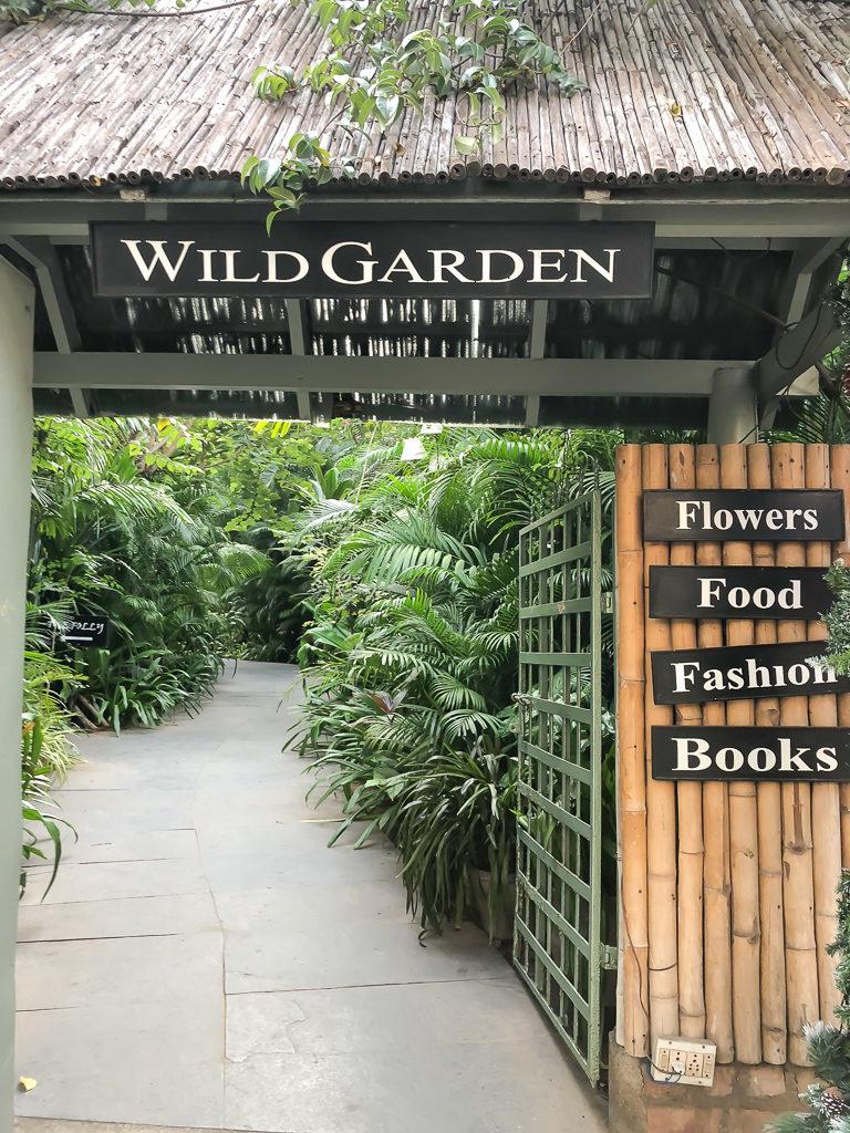Wild Garden at Amethyst Chennai