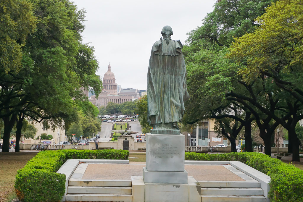 Texas State Capitol - Austin - Photo by Outside Suburbia