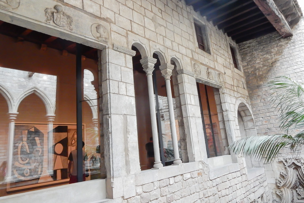 Picasso Museum Barcelona, Photo by Outside Suburbia