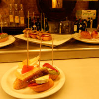 Pincho - What to eat in Barcelona. Things to do in Barcelona with Kids Photo by Outside Suburbia