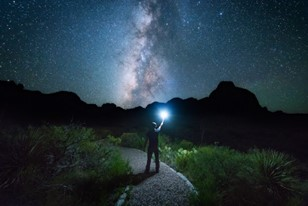 Stargazing in Big Bend National Park - Outside Suburbia