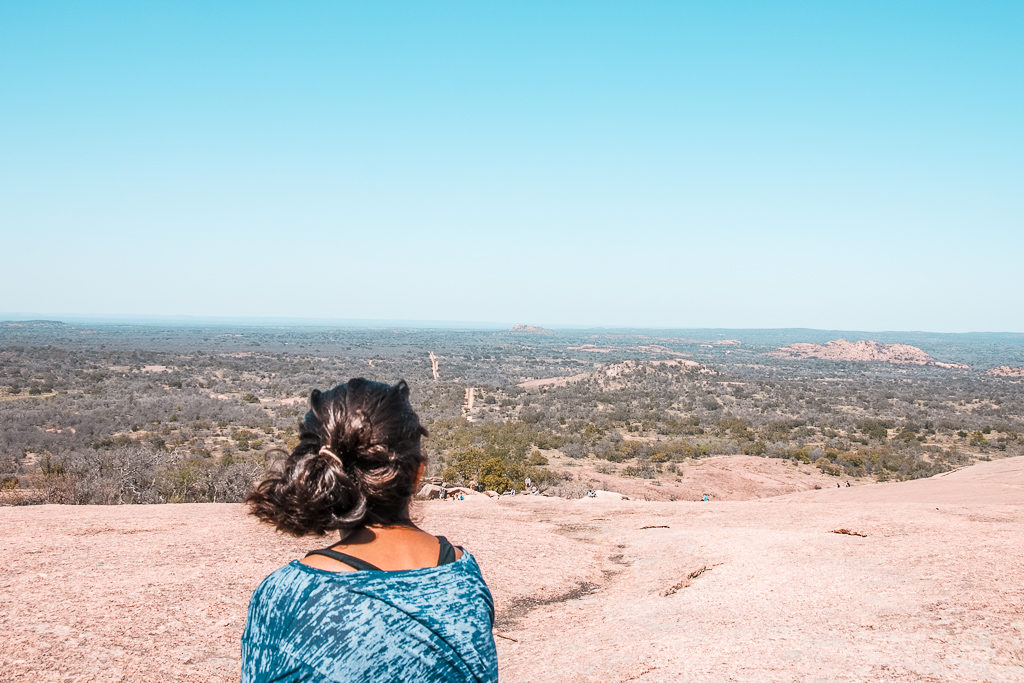 Enchanted Rock State Park, Texas - Weekend Getaways near Dallas - Photo by OutsideSuburbia