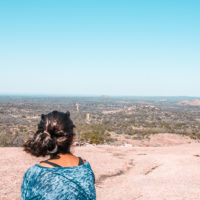 Enchanted Rock State Park, Texas - Photo by OutsideSuburbia