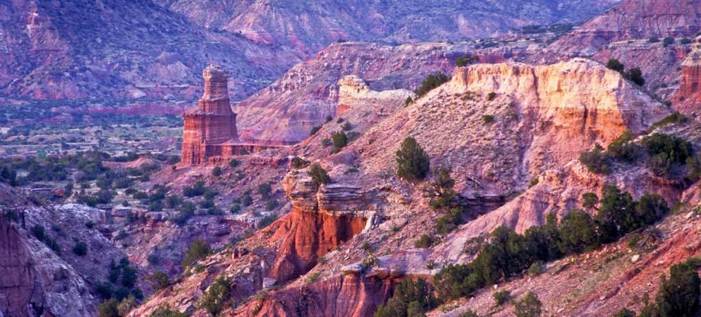 Lighthouse Peak Palo Duro Canyon State Park