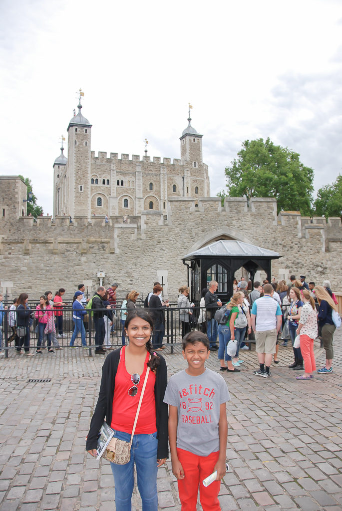 Tower of London Photo by Outside Suburbia