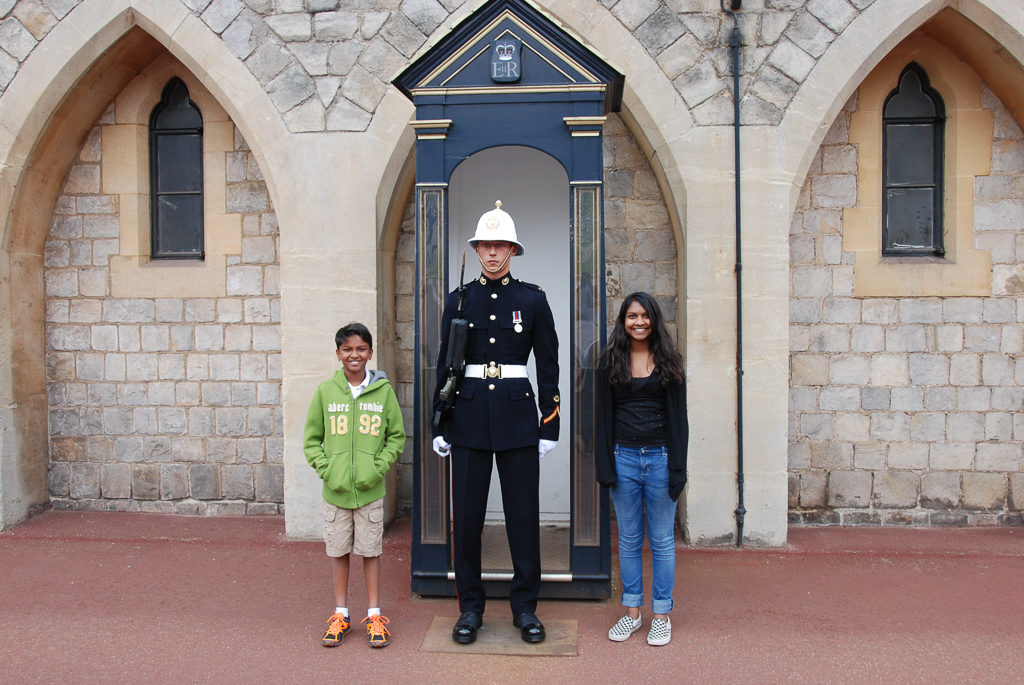 Windsor Castle, A day trip from London Photo by Outside Suburbia