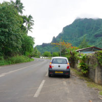 Photo Blog - Moorea Island Drive - Photo by Outside Suburbia