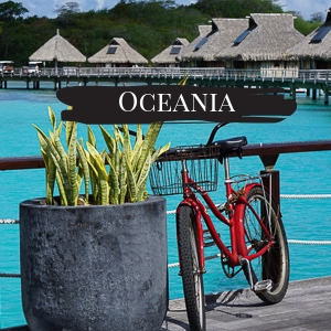 Oceania Travel Blogs, Tips and Itineraries by Outside Suburbia