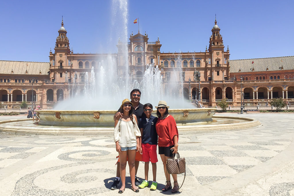 Two week Andalucia Itinerary - Photo by OutsideSuburbia.com