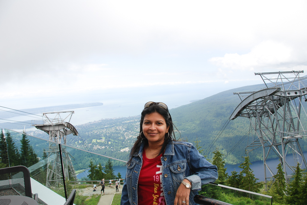 Grouse Mountain. Top Things to do in Vancouver with Kids Photo by Outside Suburbia