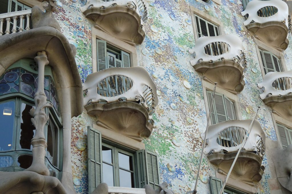 Casa Balto. Things to do in Barcelona with Kids Photo by Outside Suburbia