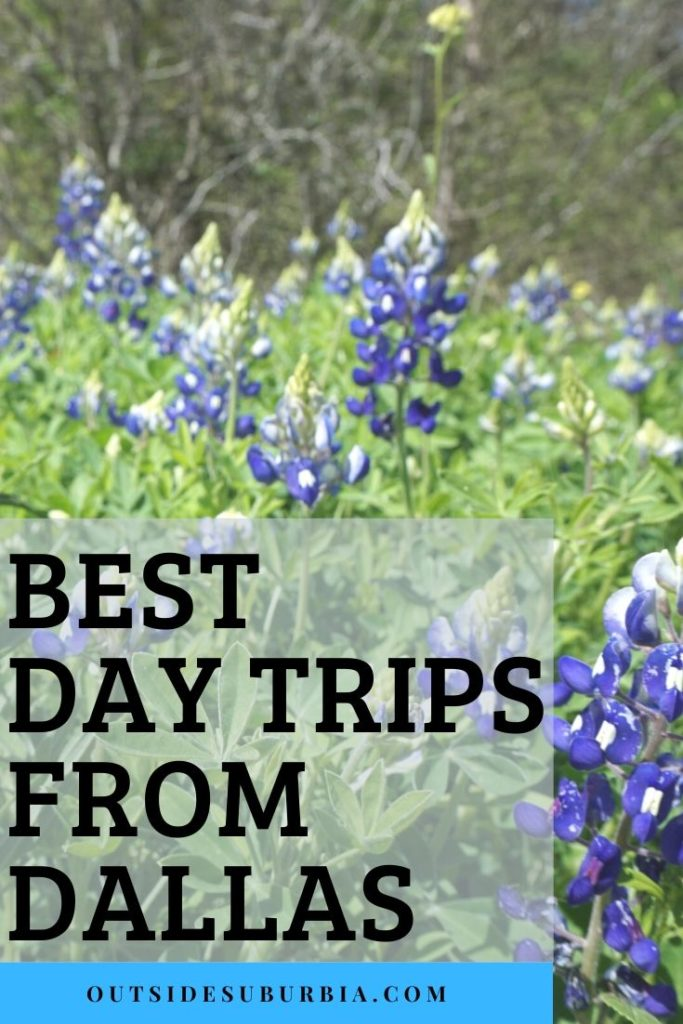 Best day trips from Dallas | Outside Suburbia