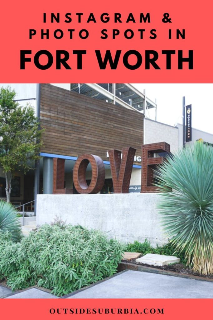 Best Instagrammable spots in Dallas, Fort Worth and the Suburbs | Outside Suburbia