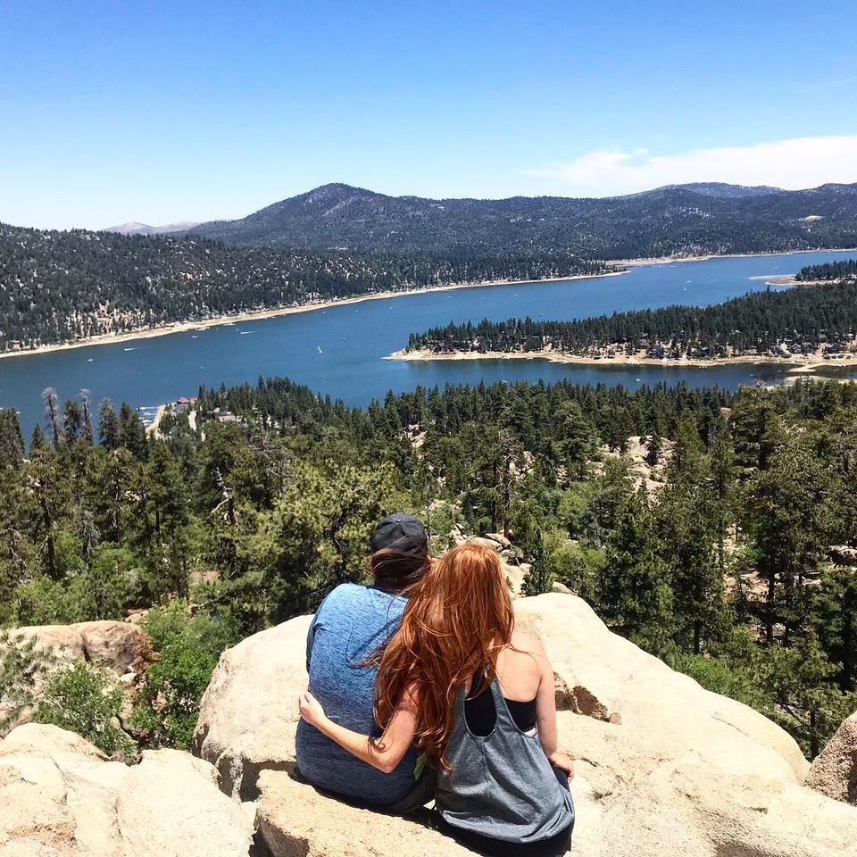 Family Weekend Getaway in Big Bear California