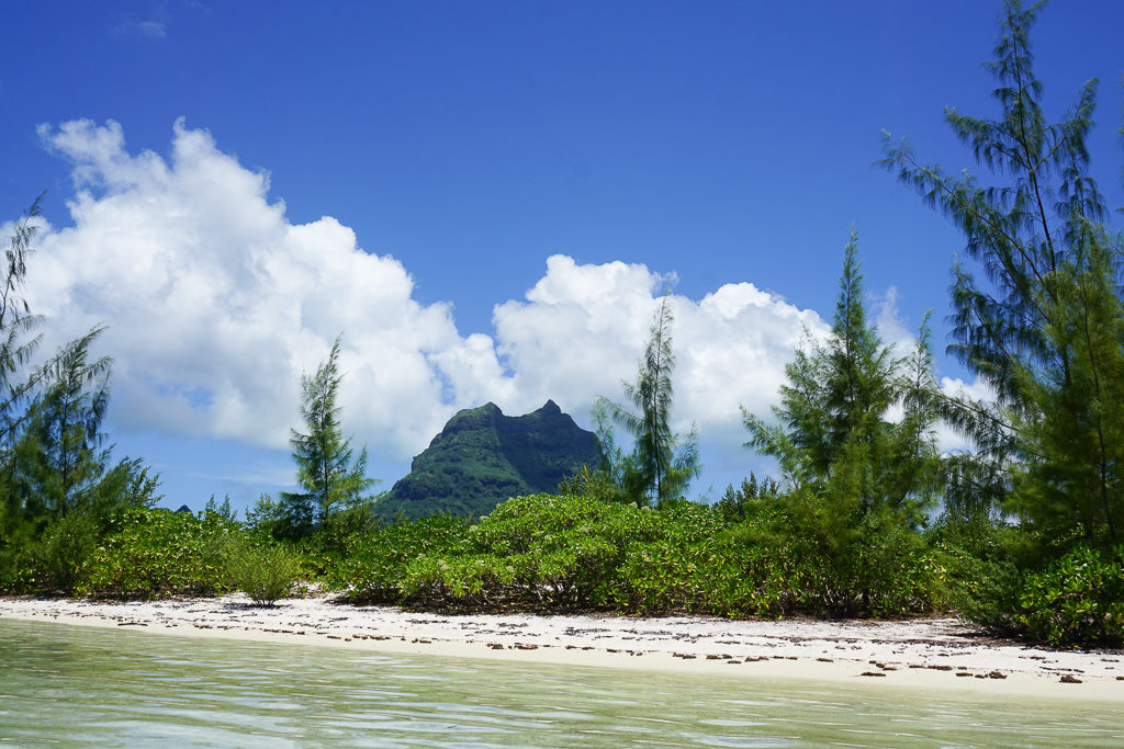Private Island Experience in Bora Bora - Photo by Outside Suburbia