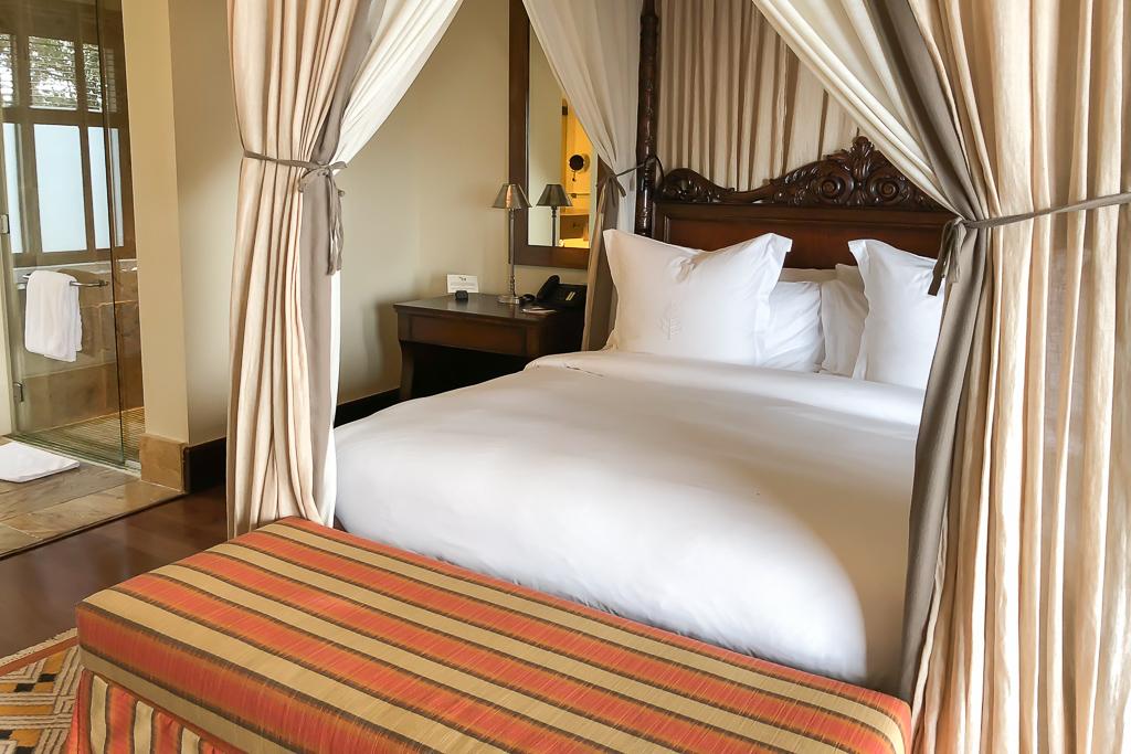 Room view, Four Seasons Safari Lodge Serengeti Review - Photo by Outside Suburbia