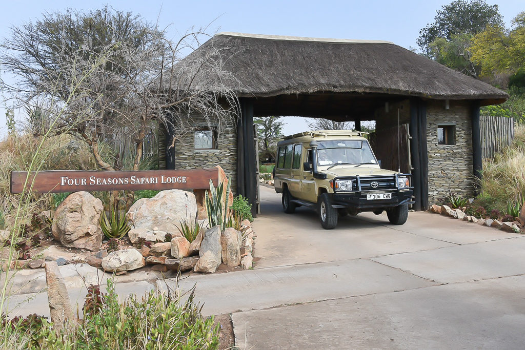 Four Seasons Safari Lodge Serengeti Review - Photo by Priya, Outside Suburbia