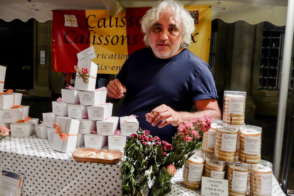 Calissons are a traditional French dessert associated with the town of Aix-en-Provence, France, but you can find them in the Provence region. | Outside Suburbia