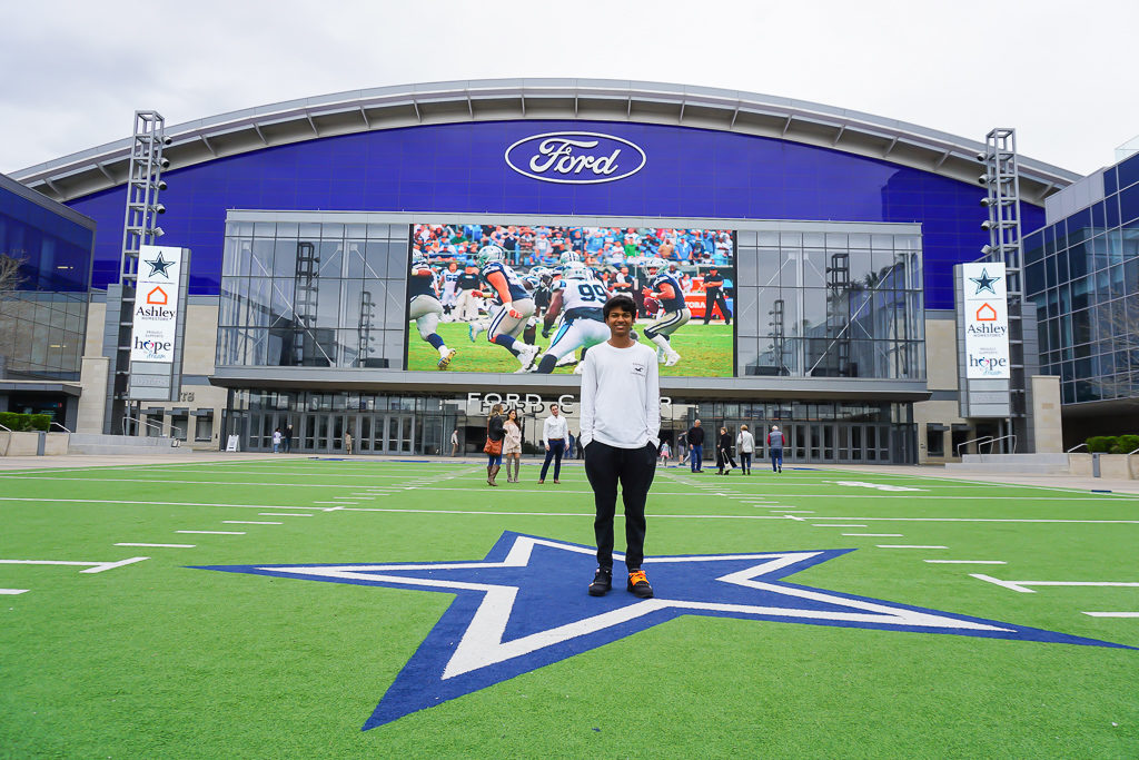 Ford Center at the Star, Frisco, Texas Photo by Outside Suburbia