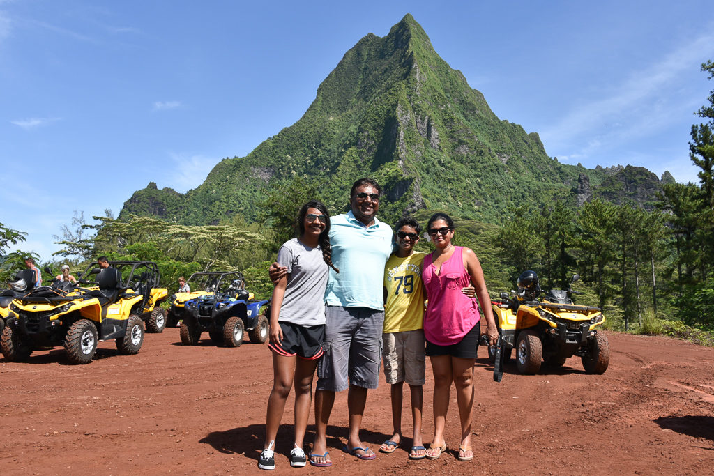 Tahiti - Moorea ATV Tour, Photo by OutsideSuburbia.com