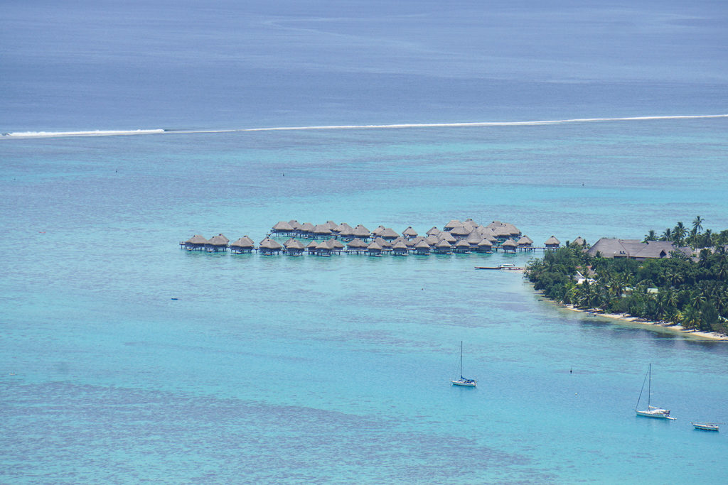 Moorea Island, French Polynesia - Photo by OutsideSuburbia.com