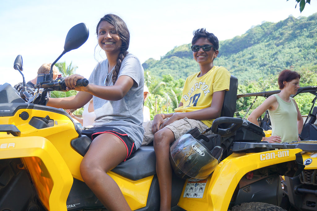 Things to do in Moorea, French Polynesia - Moorea ATV Tour, Photo by OutsideSuburbia.com