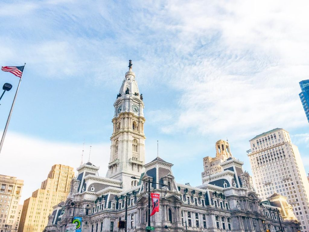 Family Weekend Getaway in Philadelphia