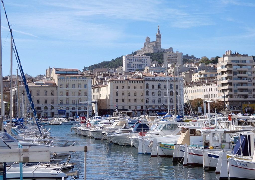 Old port, Marseille, capital of Provence - Outside Suburbia