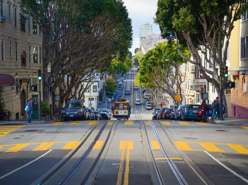 Family Weekend Getaway in San Francisco