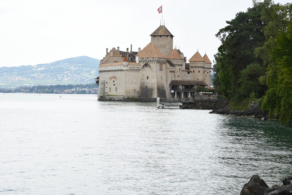 Montreux - Best of Alps : A Road trip through Austria and Switzerland - Photo by Outside Suburbia