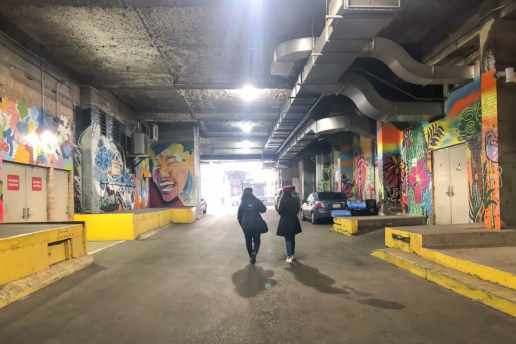 Best Street Art Alley in Chicago | Outside Suburbia
