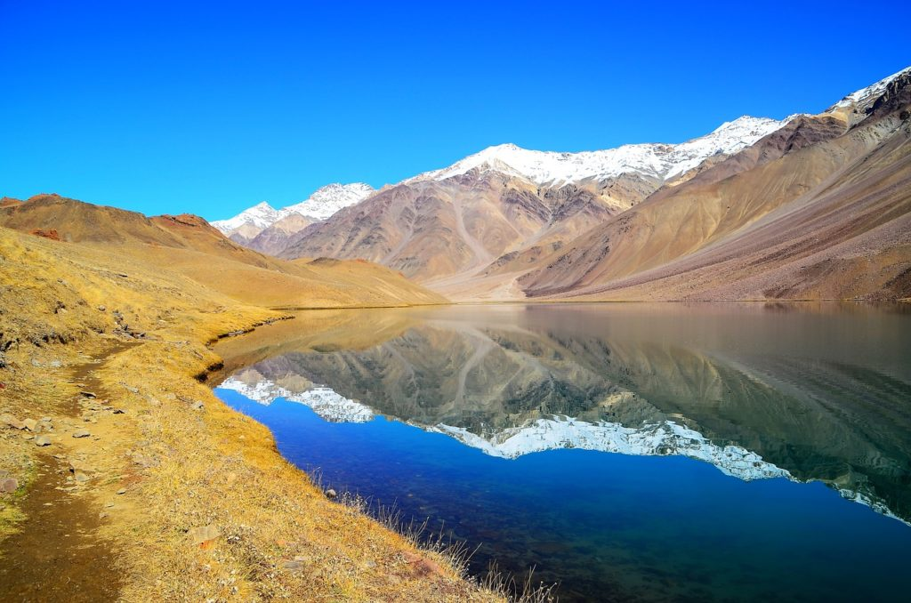 Chandratal Lake, Spiti Valley, Himalayas, India - Outside Suburbia