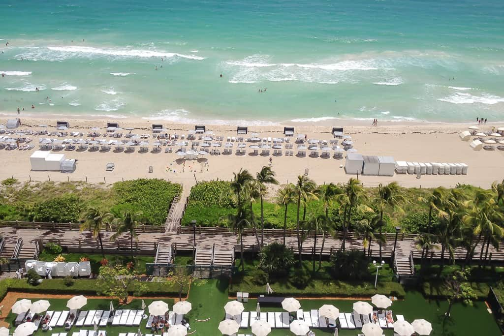 Family Holiday at Fontainebleau, Miami Beach, Florida