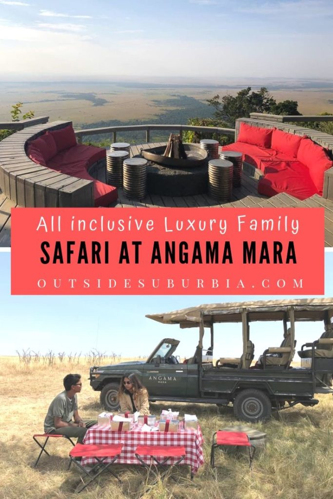Perfect for the first time Safari goers and ideal for luxury lovers, here is a look at the All Inclusive and Exculsive Luxury Family Safari at Angama Mara in Kenya.
