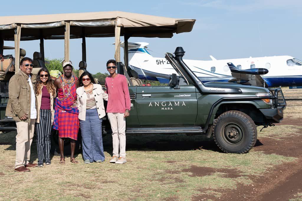 How to get to Angama Mara, Masai Mara, Kenya