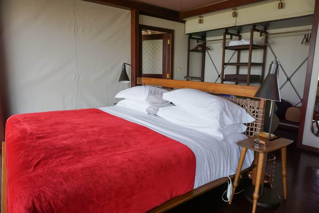 Inside the room - Luxury Family Safari Experience at Angama Mara, Kenya Photo by Outside Suburbia