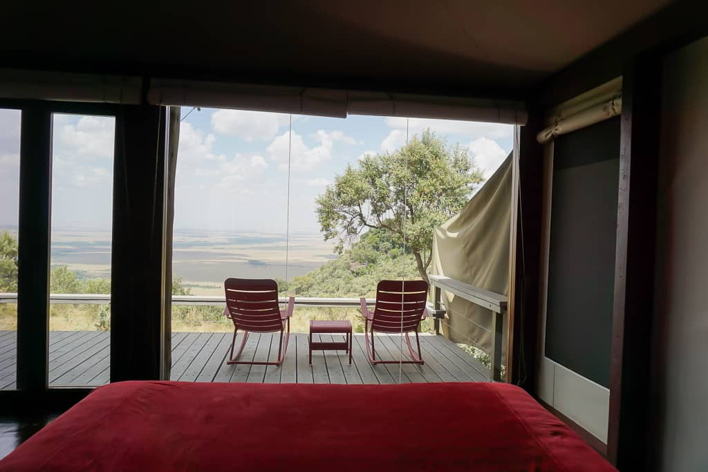 Rooms View at Angama Mara - OutsideSuburbia.com