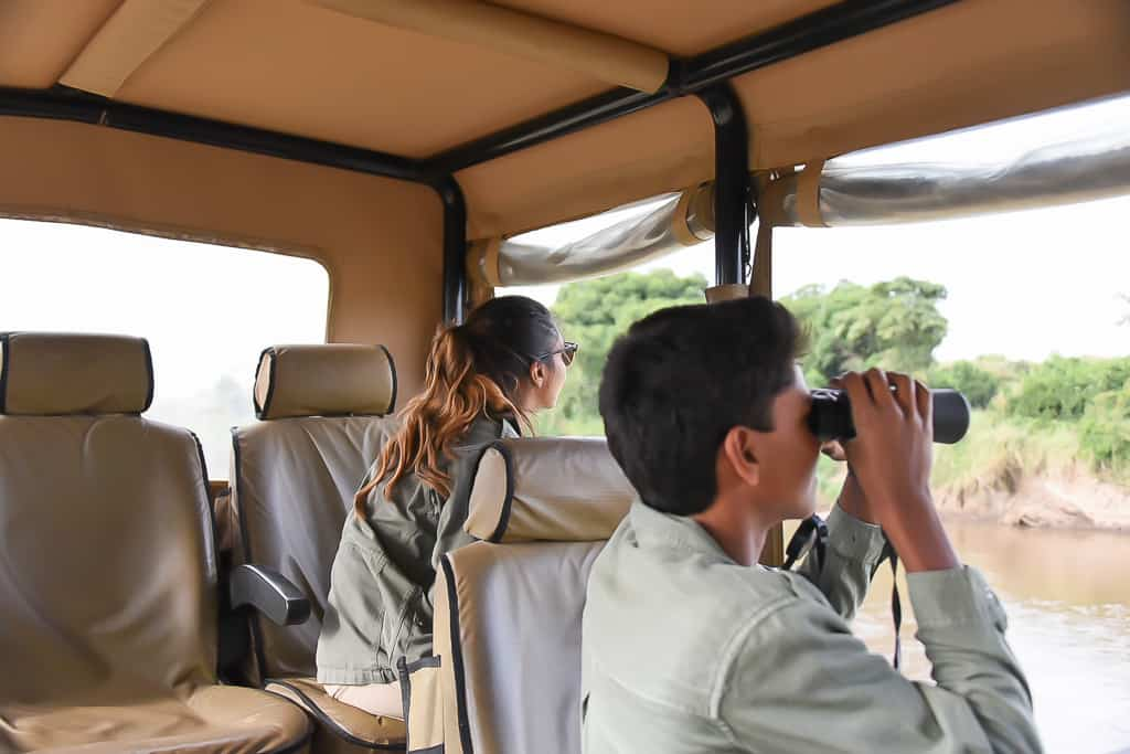 Family Safari in East Africa