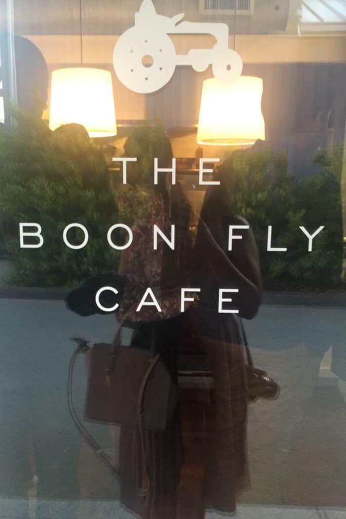Boon Fly Cafe: At Carneros Resort & Spa in Napa, California