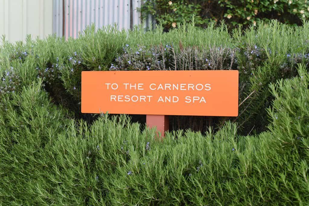 Carneros Resort & Spa in Napa, California - outsidesuburbia.com