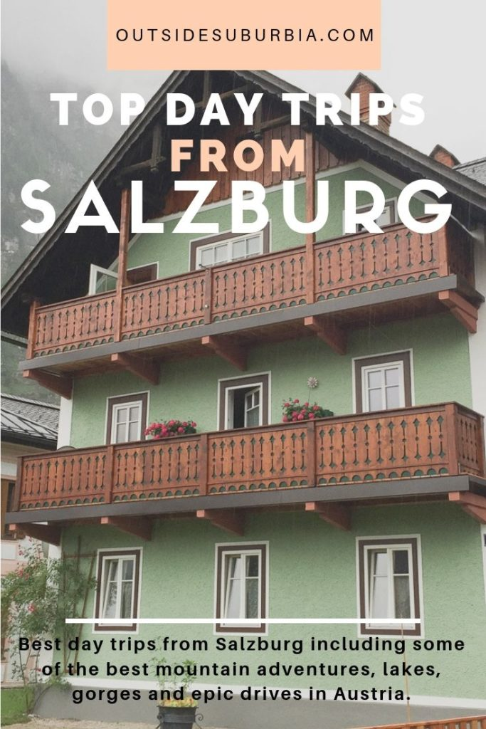 See this post for some of the best day trips from Salzburg including some of the best mountain adventures, lakes and epic drives in Austria. | Outside Suburbia