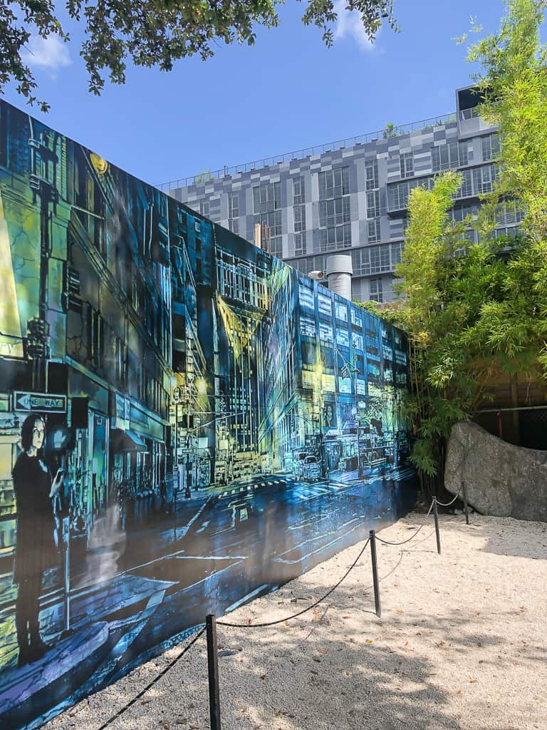 Wynwood Walls, Miami - Photo by Priya Vin Outside Suburbia