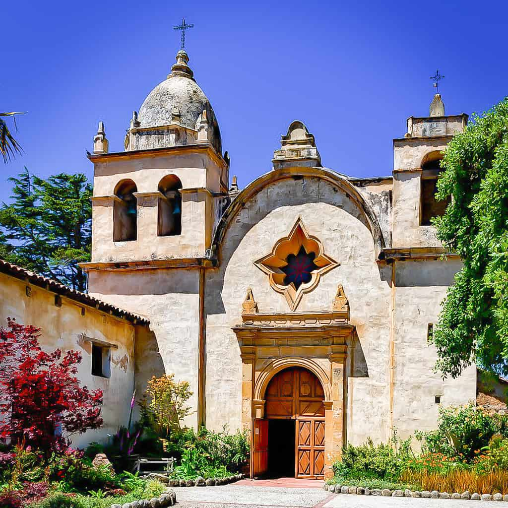 Carmel Mission, Carmel by the Sea, California
