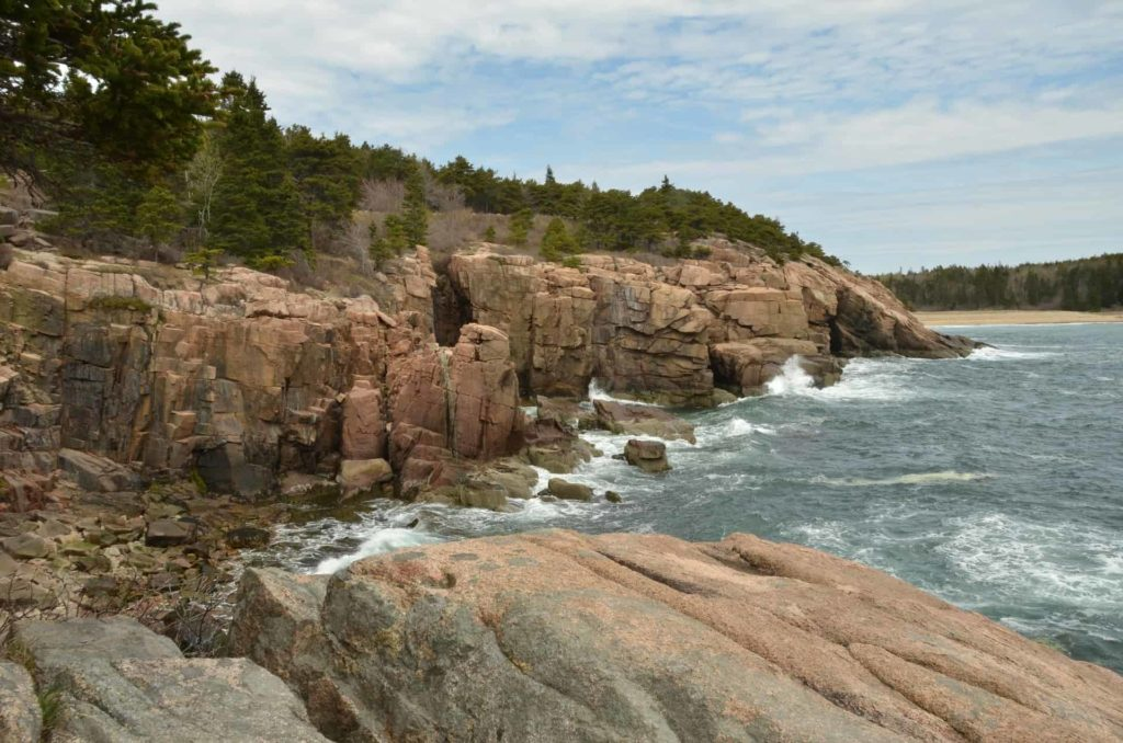 Short & Easy Hikes in Acadia National Park, Maine -  Best US National Parks for families - OutsideSuburbia.com