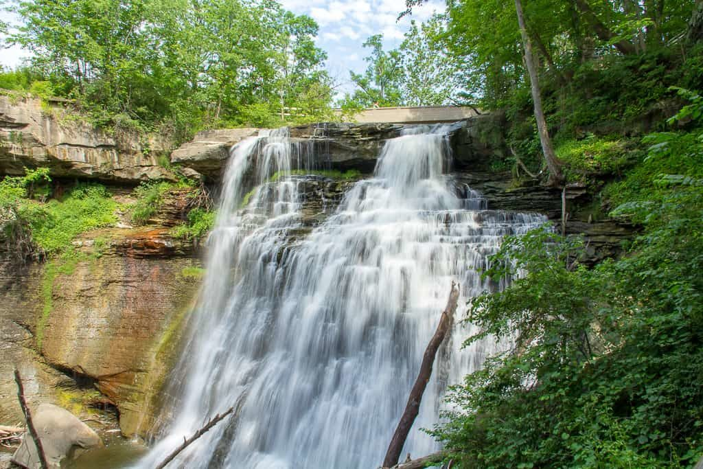 Short & Easy Hikes in Cuyahoga Valley National Park, Ohio -  Best US National Parks for families - OutsideSuburbia.com